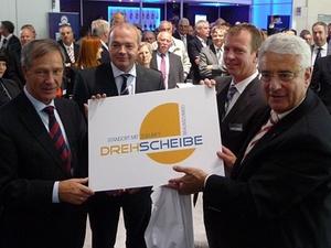 """Vermarktung des Areals """"Drehscheibe"""" in Braunschweig gestartet"""