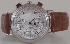 Armbanduhr, Chronograph
