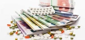Arzneimittel bei Diätverpflegung