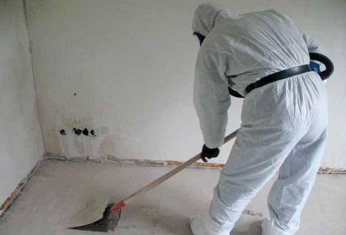 Asbest Bodenbelag Entfernen Kosten Vorschriften Gefahren