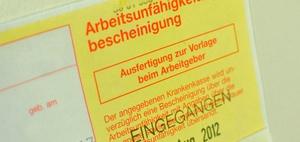 BSG: Krankengeldanspruch und AU-Bescheinigung
