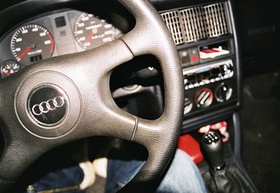 Audi-Lenkrad