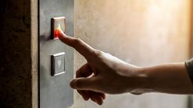 Aufzug Lift Finger