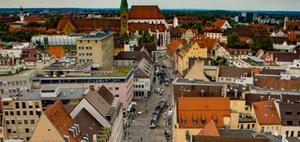 Instone baut 395 Wohnungen in Augsburger Innenstadt