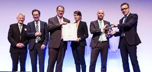 Verleihung des ControllerPreis 2016