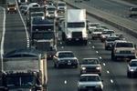 Autobahn ausscherren