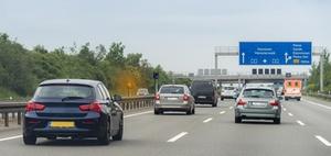 Abstandsverstoß auf Autobahn: Fahrverbot zwingend?