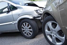 Autounfall, Blechschaden