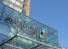 Axel Springer Haus Berlin