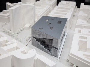 Architekturbüro OMA entwirft Axel-Springer-Neubau in Berlin