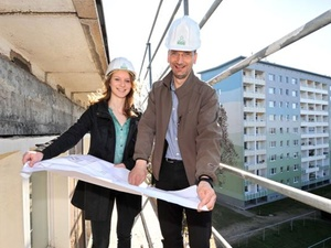 Ausbildung: Azubi-Austausch zwischen Wohnungsunternehmen