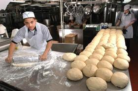Bäcker Azubi