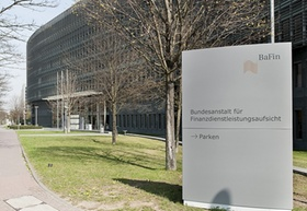 BaFin- Gebäude Frankfurt
