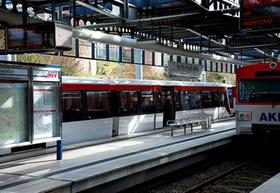 Bahnhof Norderstedt