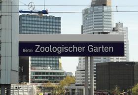 Bahnhof Zoologischer Garten, Berlin