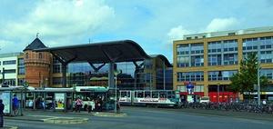 Projekt: UBM-Tochter plant Neubau neben Potsdamer Hauptpost