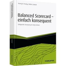 Balanced Scorecard einfach konsequent