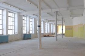 Baldauf-Fabrik Innenraum