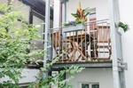 Balkon Fassade Gewobau Schwabach