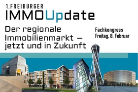 Banner 1. Freiburger IMMOUpdate Messe
