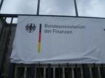 Banner Bundesministerium der Finanzen