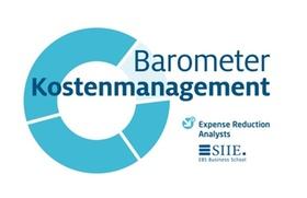 Barometer Kostenmanagement