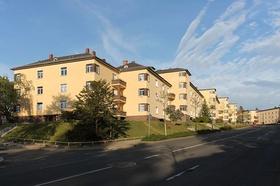 Bauhaus-Siedlung Gera Brehmstraße