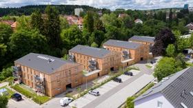 Bauherrenpreis 2018 Projekt Neckarfair wbg Villingen-Schwenningen