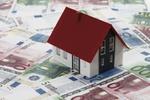 Kosten Modellhaus Geldscheine