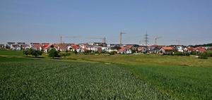 Zahl der Baugenehmigungen für Wohnungen sinkt abermals