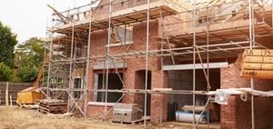 Wohnungsneubau: Baupreise steigen wieder stärker