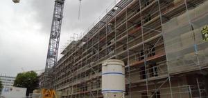 Hamburg: Baugenehmigungen sind weiter auf Rekordkurs
