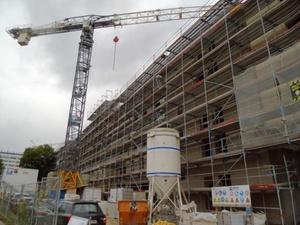 DGUV Information 201-057: Schutz vor Absturz bei Bauarbeiten