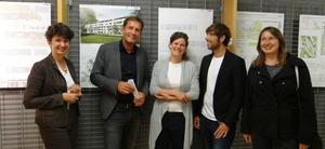 Projekt: Bauverein AG zeigt Entwürfe zur Lincoln-Siedlung