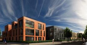 Bauverein Dortmund Neubauprojekt Phoenix am See