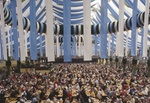 Bayerisches Festzelt