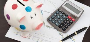 Verwahrentgelt - Sparer müssen für Bankeinlagen zahlen