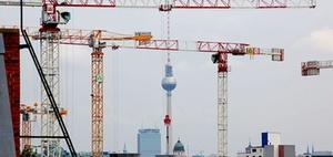 Berlin ändert Bauordnung wegen der Corona-Pandemie