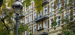 Wohnungsmieten sinken in den ersten Großstädten