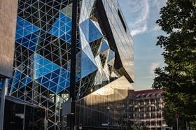 Berlin moderne Architektur Wohnen und Büro