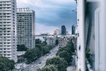 Berlin Straßenschlucht