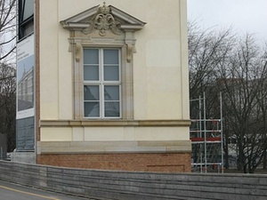 Grundstein für Berliner Schloss gelegt