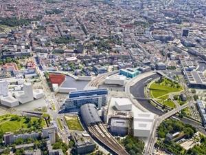 Projekt: Wohn- und Geschäftshäuser am Humboldthafen in Berlin