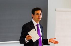 Dr. Bernhard Günther, CFO der RWE AG