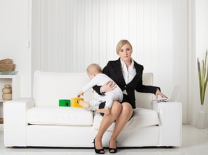 Reha- und Vorsorgemaßnahmen: Zahl der Mütterkur-Anträge steigt