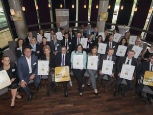 Recruiting: EY Deutschland auf Platz 1 der besten Recruiter