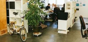 Großanbieter dominieren den Coworking-Markt