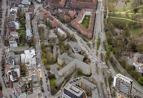 Bezirksamtsgelände Hamburg Eppendorf_Ditting
