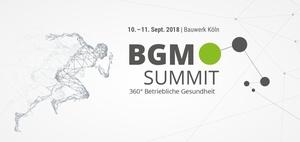 BGM Summit: Neue Perspektiven für eine gesunde Arbeitswelt