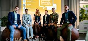 XING Ambassador Experttalk auf dem BGM Summit 2018